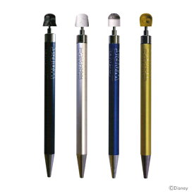 STAR WARS<スター・ウォーズ> 金属ボールペン 0.7mm 黒インク 4柄 <-nend-Design> s46416 【disneyzone】 [M便 1/10]