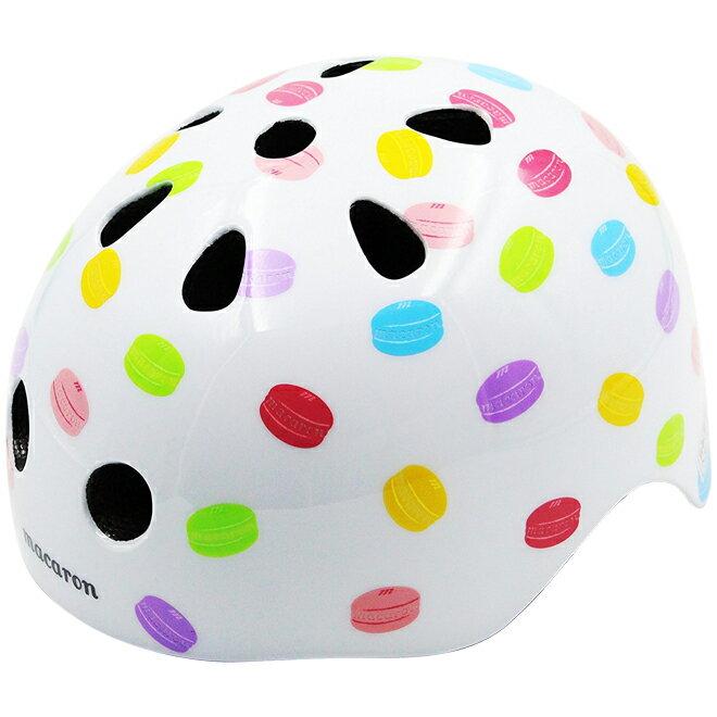 ヘルメット Macaron<マカロン> Dessert柄 <子供用> JP8071