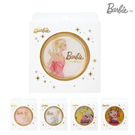 Barbie<バービー> コンパクトミラー 5柄 ba0658-sbi [M便 1/5]