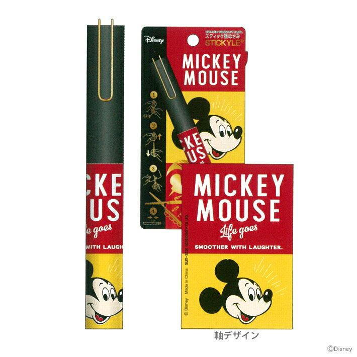 ミッキーマウス スティッキールはさみ DC 4901770545363 【disneyzone】