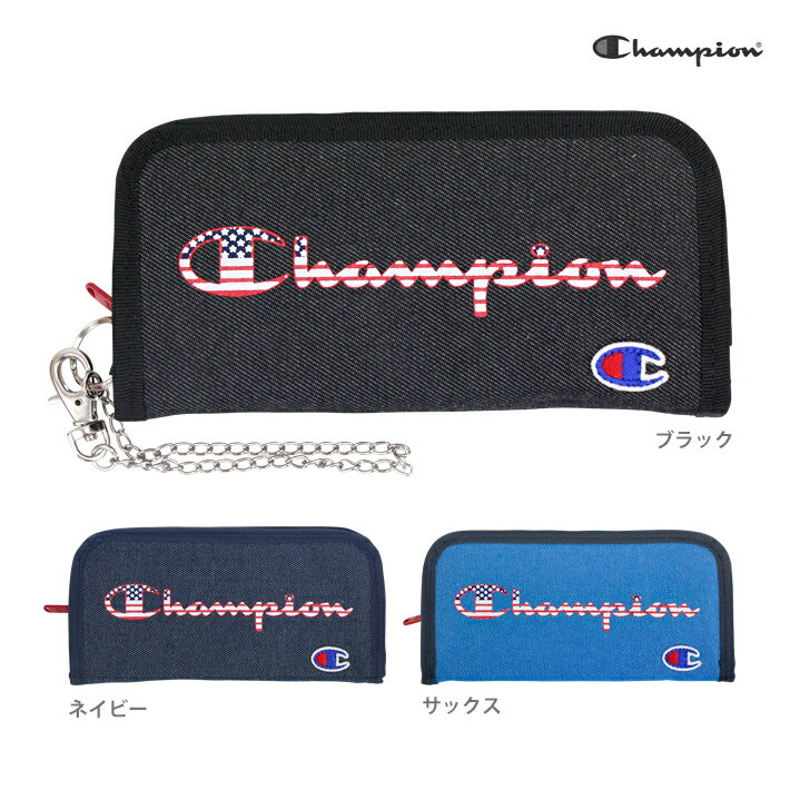 チャンピオン ウォレット サリンジャー 3カラー 57152-ace