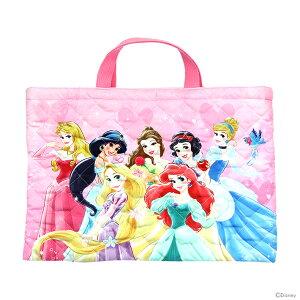 ディズニー・プリンセス キルトチャームバッグ ピンク ...