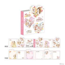 ディズニー・プリンセス パタパタメモ 63230 【disneyzone】