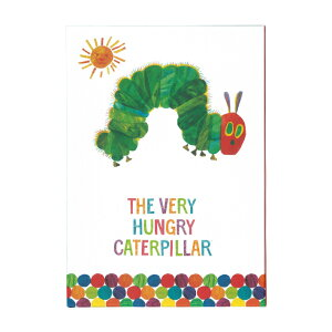 はらぺこあおむし 3年育児日記 あおむし柄 ケース付 E/C D380-07