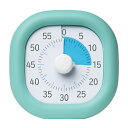 ソニック トキ・サポ 時っ感タイマー 10cm ミントブルー 新入学文具 LV-3062-MB