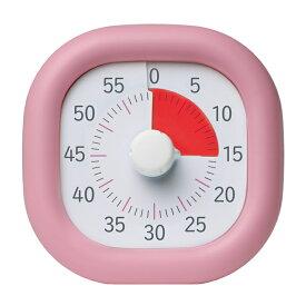 ソニック トキ・サポ 時っ感タイマー 10cm ピンク 新入学文具 LV-3062-P