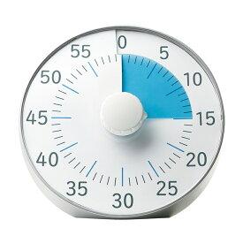ソニック トキ・サポ 時っ感タイマー 19cm シルバー 新入学文具 LV-3078-SV