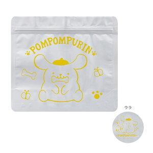ポムポムプリン アルミチャック袋 5枚入り CAF1 [M便 1/3]