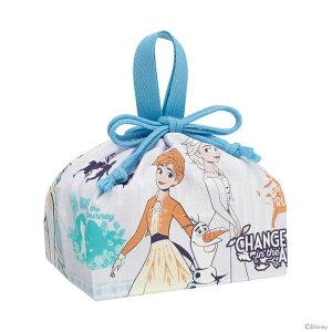 ディズニー アナと雪の女王 ランチ巾着 KB7 2021 [M便 1/1]  [disneyzone]