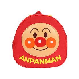 アンパンマン ミニリュック 赤 ANZ-2500  [M便 1/1]