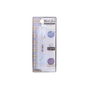 ニコ・ラボ 修正テープ&テープのり CHECK ロゴベージュ柄 101924[M便 1/1]