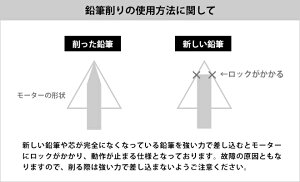 Asmix<アスカ>電動鉛筆削り<電動シャープナー>エコ仕様EPS201