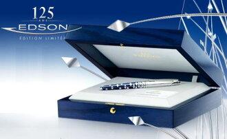 水人员艾德森125ans限量发行版125周年纪念限定钢笔