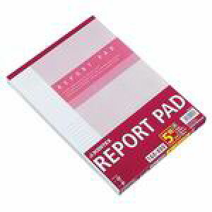 JOINTEX オリジナル レポート用紙 P007J-5P A4 A罫 5冊(160-800)[メーカー取り寄せ品]