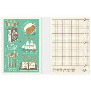 【在庫処分】【メール便対応可】midori(ミドリ) 「TRAVELER'S notebook(トラベラーズノート)」下敷き 2021 パスポートサイズ 40228006