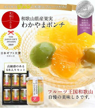 和歌山県産果実使用!わかやまポンチ