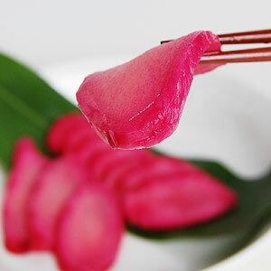 紀州ふみこの手作り『紅生姜』