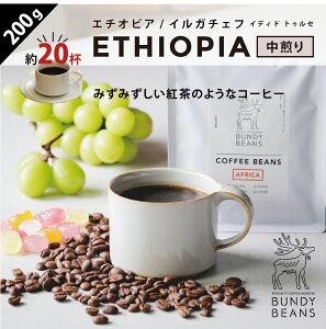 200g【エチオピア/ETHIOPIA 中煎り ウォッシュド】 コーヒーギフト スペシャルティコーヒー コーヒー ギフト 珈琲 味比べ 人気 コーヒー豆 | こーひー 珈琲豆 コーヒー粉 美味しい 豆 美味しいコ