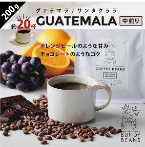 200g【グァテマラ/GUATEMALA 中煎り ナチュラル】 コーヒーギフト スペシャルティコーヒー コーヒー ギフト 珈琲 gift 人気 コーヒーギフトセット ギフトセット コーヒー豆 | 美味しい 豆 コーヒ