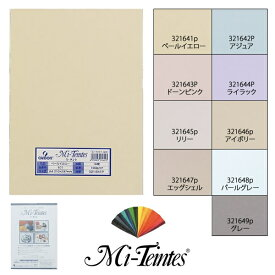 【A4サイズ】マルマン ミタント 10枚(32164)321-64/maruman/Canson/Mi-Teintes/高級画用紙