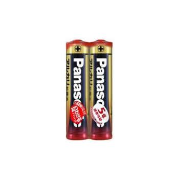 パナソニック/アルカリ乾電池単4 2個パック(LR03XJN/40S)