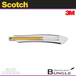 3M/スコッチ チタンコートカッター(TI-CHS)刃Sサイズ 高硬度チタンコート折れ刃式 切れ味と耐久性に優れたハイスペックなカッターナイフです/住友スリーエム【05bai3】【soa3】