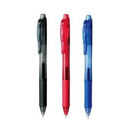 ボール径0.3mm ぺんてる/水性ボールペン<エナージェル・エックス> ENERGEL X ノック式 (BLN103) スッと書けてサッと乾くゲルインキボールペン! Pentel