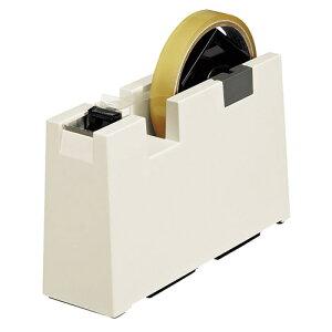 コクヨ/端が折れるテープカッター<TUMAM de HAL>つまんではる(T-MC1) 幅15〜18mm対応 大巻き・小巻き両用 つまみが作れるテープカッター KOKUYO