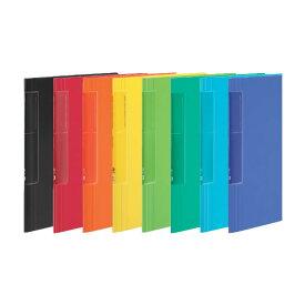 【全8色!A4-S・縦型】コクヨ/クリヤーブック<ノビータ>(ラ-TN560) 固定式 20ポケット 中紙あり 書類の出し入れがしやすいウェーブカットポケット KOKUYO