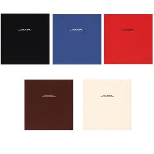 【全5色】ナカバヤシ/ドゥファビネ フエルアルバム L 100年台紙 (アH-LD-191) 何冊も集めたくなる雑貨テイストのアルバム Nakabayashi