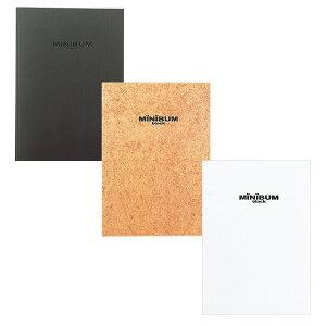 【全3色】ナカバヤシ/ミニバム ブック式アルバム A4 フリー台紙 (アE-MB-152) 台紙が写真をいっそう引き立てます。 Nakabayashi