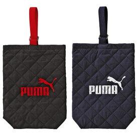 クツワ/プーマ シューズケース(PM127)かっこいいPUMAデザイン!PUMA【靴】【上履き】【体育館シューズ】【学童用品】