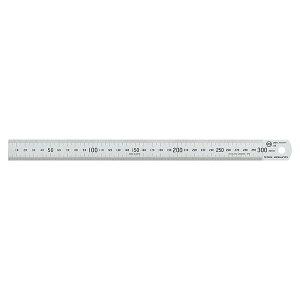 コクヨ/ステンレス直定規 ツヤ消し仕上げ C型JIS1級 30cm(TZ-RS30)端を基準として測定可能!ツヤ消しで反射せず見やすい KOKUYO