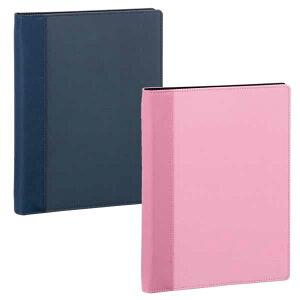 【全2色】レイメイ藤井/エンディングノート システム手帳型 A5 (MLB340) システム手帳用カバー&リフィルのセット