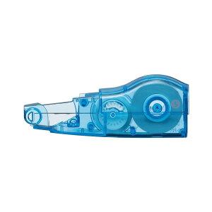 【交換テープ】プラス/ホワイパーミニローラー・交換テープ(WH-635R・43-929)ブルー 5mm幅 長さ6m ※本体(43-926)にセットしてお使いください