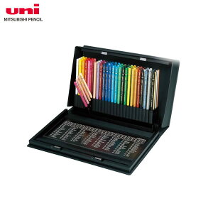 【100色セット】三菱鉛筆/uni color ユニカラー 丸軸 (UC100C) デリケートな色彩表現も思いのまま!クリアな色調の色鉛筆 MITSUBISHI PENCIL