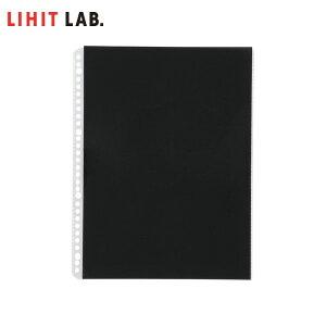 【A4-S・30(2・4)穴】LIHIT LAB(リヒトラブ)/超光沢クリヤーポケット N-2013 写真やイラストを美しく収容できるポケット。