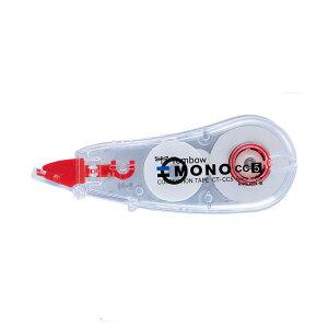 【テープ幅5mm】トンボ鉛筆/使い切り修正テープ<MONO CC(モノCC)>CT-CC5 コンパクトなボディにMONO品質を凝縮!