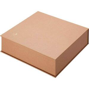 キングジム/レターボックス 紙文箱(カミフミバコ) チャイロ・No.2385-03 手紙用品専用の収納ボックス KING JIM HITOTOKI