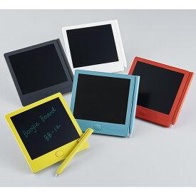 【全5色】キングジム/ブギーボード 電子メモパッド ふせんサイズ (BB-12) KING JIM 何度も書いてすぐに消せる。ふせんサイズの電子メモパッド!