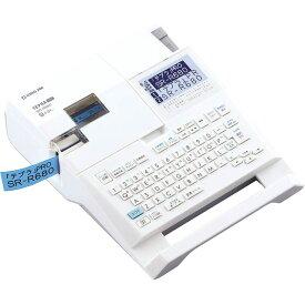 キングジム/ラベルライター「テプラ」PRO SR-R680 オフィスのラベル作りはこれ1台!(4mm〜24mm幅対応)【在庫有】【本体】