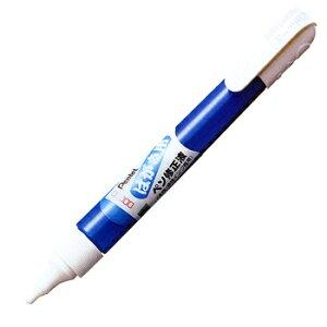 ぺんてる/ペン修正液 はがき用 油性・水性インキ両用 (XZL22-H) 修正ペン Pentel