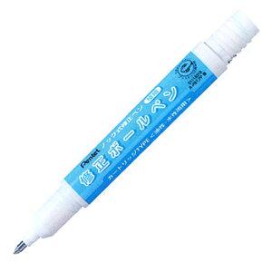 ぺんてる/修正ボールペン カートリッジ (XZLR12-W) Pentel XZL12-W用