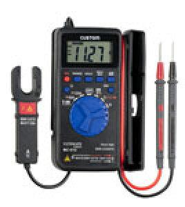 カスタム MC-01U クランプ付デジタルマルチメータ MC01U 392-3657