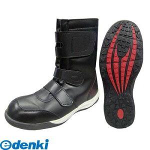 富士手袋工業 FUJITE 4907534312363 1236 セーフライト安全ブーツ 黒 26