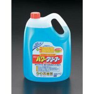 エスコ EA922KA-9 4.5L客室厨房用洗剤パワークリーナー EA922KA9【キャンセル不可】