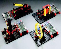 フィッシャーテクニック [CP-01] ロボット入門キット(I/Fソフト付き) CP01【ポイント10倍】