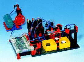 フィッシャーテクニック [CP-05] 空気圧ロボット組立キット CP05【ポイント10倍】