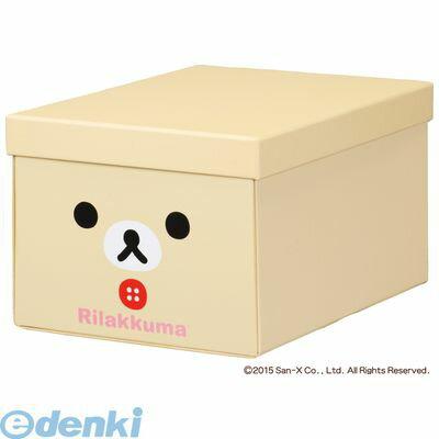 キングジム(KING JIM) [4066RKコリ] リラックマ折りたたみ収納B M コリ【ポイント10倍】