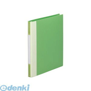 リヒトラブ LIHIT LAB. G3901-6 リクエスト リフィルバインダーMTL A4・S型 30穴 6黄緑 4903419355296